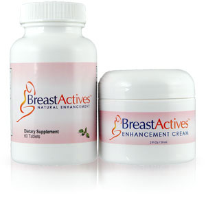 Breat Actives Breast Cream