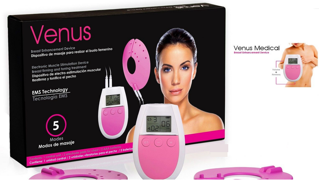 Venus Medical Breast Enlargement Device