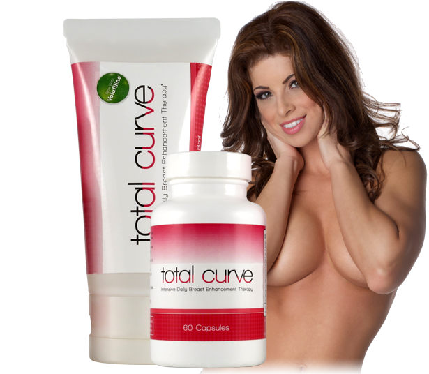 Total Curve Cream and Supplement