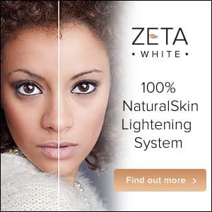 Zeta White Banner
